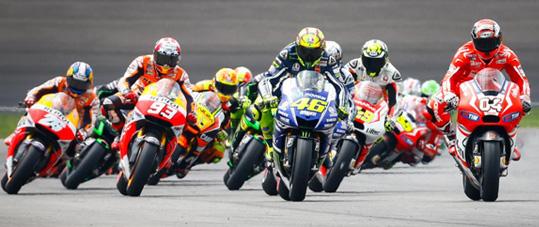 Rider MotoGPa 2017