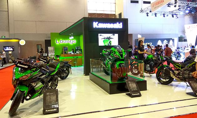 Booth Kawasaki