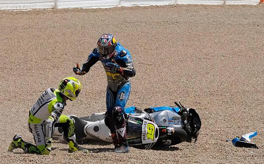 Jack Miller Insiden GP Jerez 2017