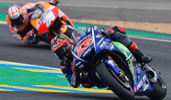 Vinales Le Mans