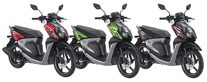 Aneka All New X-Ride 125