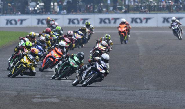 ARRC UB 150 Race 1 Sentul 2017