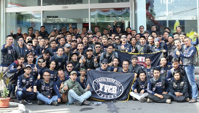 Satu dekade YVCB Bandung 1 2017