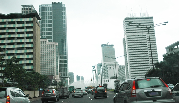 Foto Jakarta Ganjil Genap