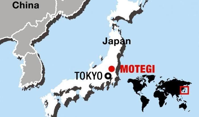 Jepang Motegi