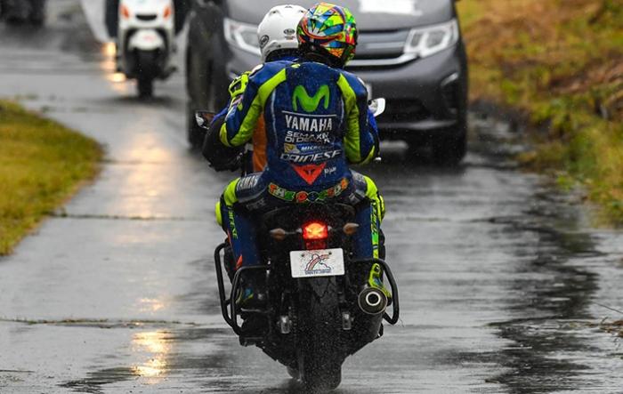 Rossi Jatuh Motegi 2017