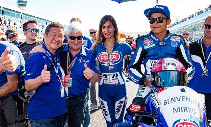 Galang Hendra Motox Racing 2017