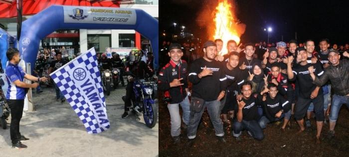 jambore VIxion Medan 1