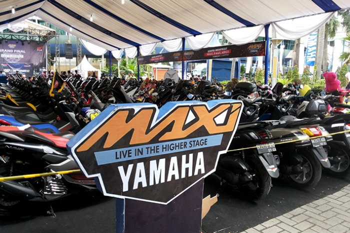 Best of The Best Nmax Regional Sumatera Utara 2