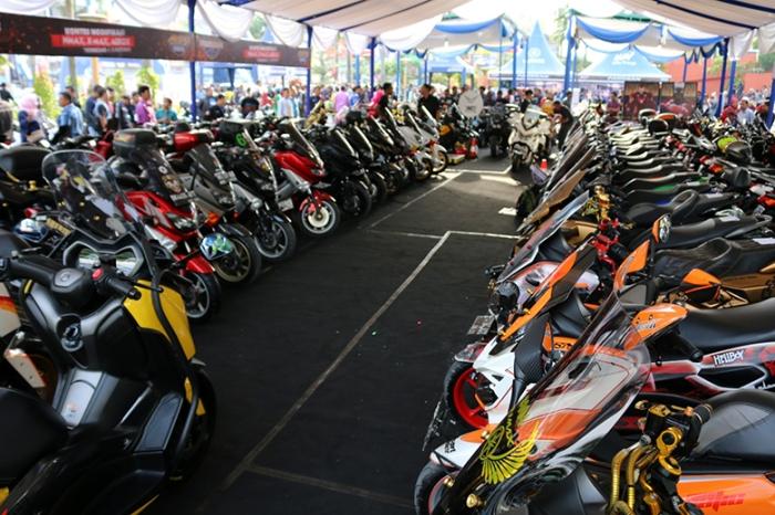 CustoMAXI Yamaha Tangerang 3
