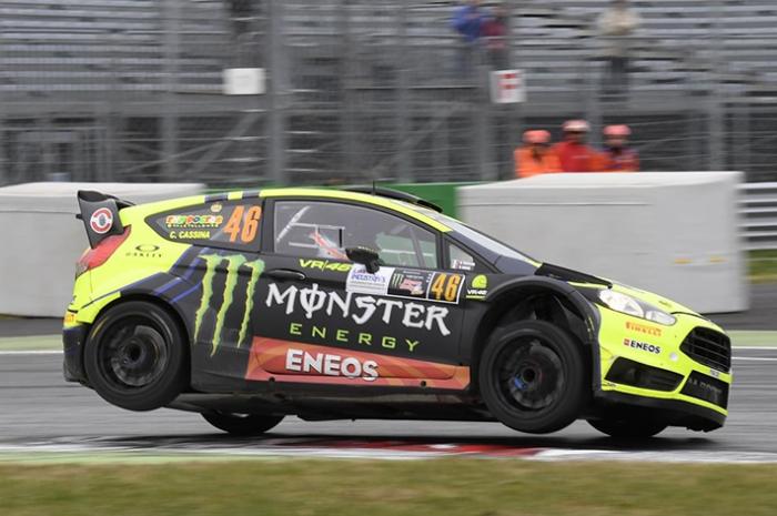 Rossi Monza 1