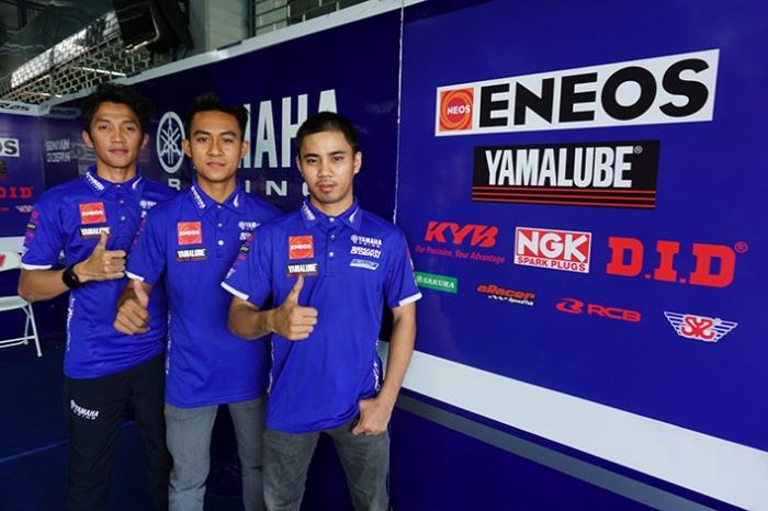 Rider YRI Siap Berprestasi di ARRC 2018
