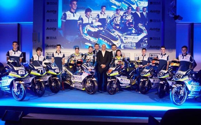 Avintia Racing 2018