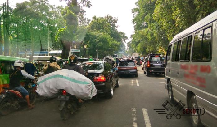 Berita foto Motor di Bogor