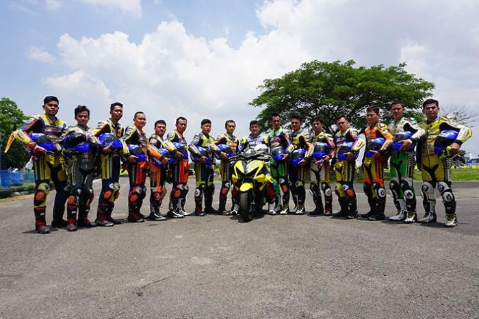 Komunitas Aerox YCR Medan 1 2018