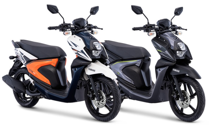 All New XRide 1 2018