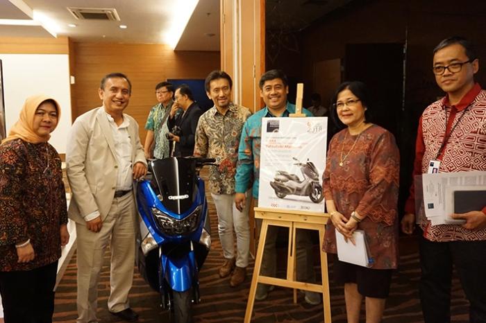 NMAX Motor Desain Terbaik di Indonesia 2018