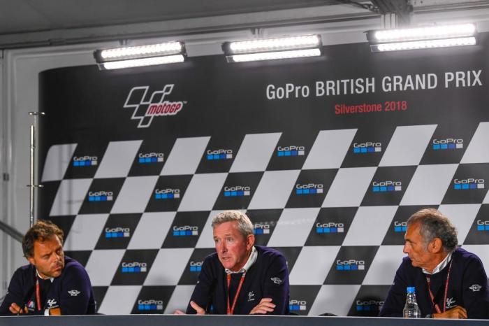 Mike Webb Race Director MotoGP