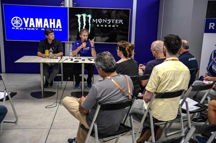Yamaha dan Monster Brno 2018
