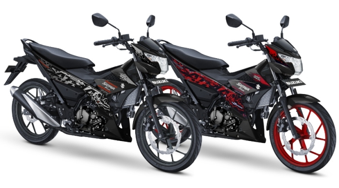 All New Satria 2 2018