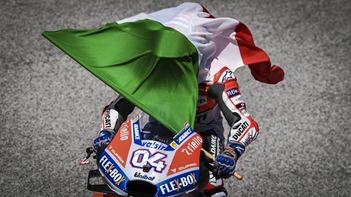 Dovizioso GP Misano 2018blog