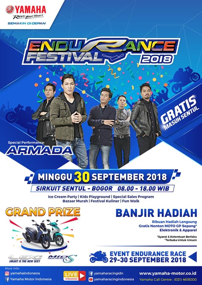 Yamaha Endurance Festival 2 2018