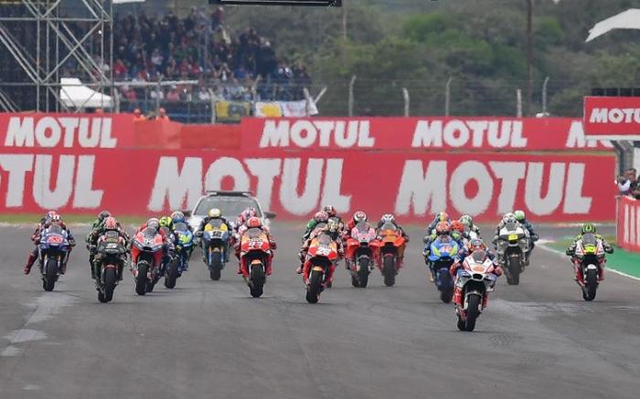 Balap MotoGP Argentina