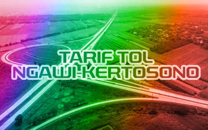 bg tarif tol ngawi - kertosono 2019