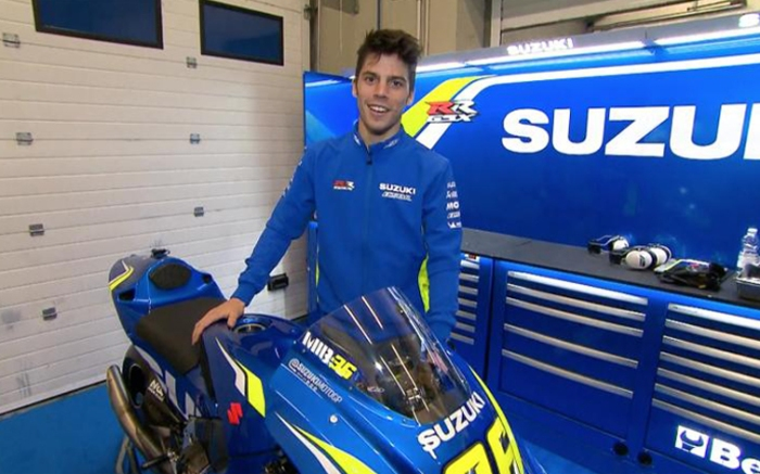 Launcging Tim Suzuki MotoGP 2019.jpg
