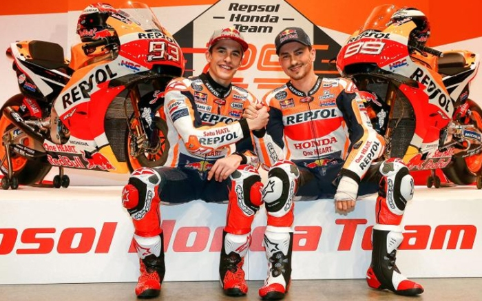 launching repsol honda 2019