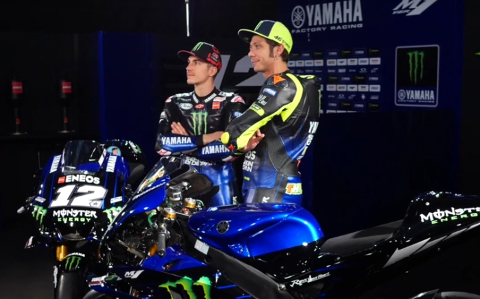 Monster Energy Yamaha MotoGP 1 2019