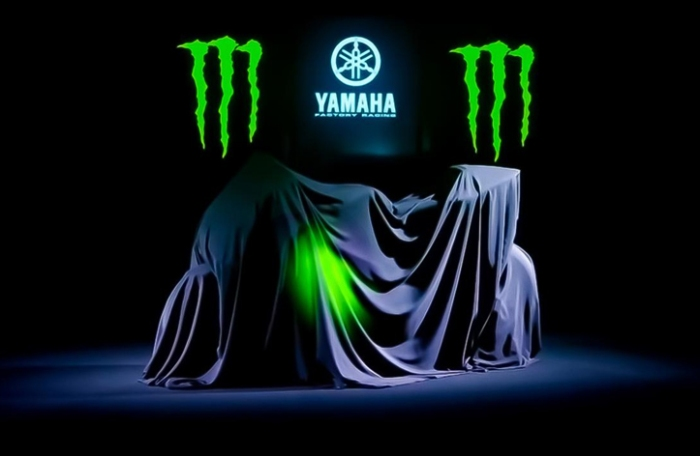 Monster Yamaha MotoGP 2019