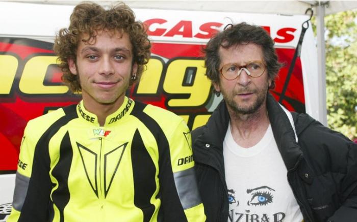 Rossi dan Graziano Rossi