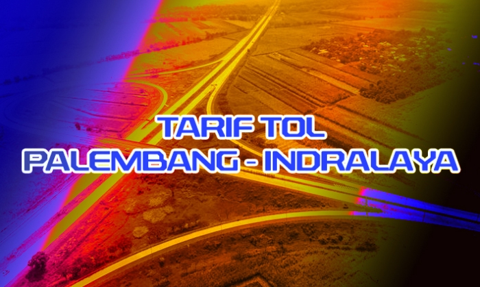 BG Tarif Tol Palembang Indralaya 2019