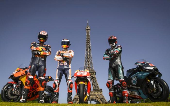 BG MotoGP Perancis 2019