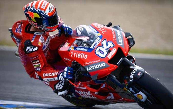 Dovi jelang MotoGP Le Mans 2019