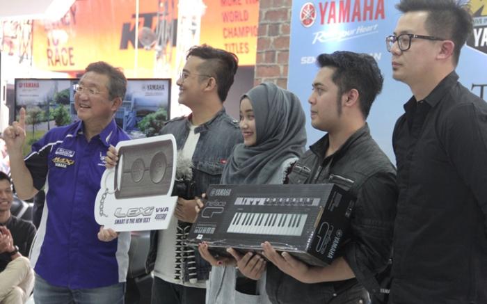 Pemenang Jingle Yamaha 1 2019