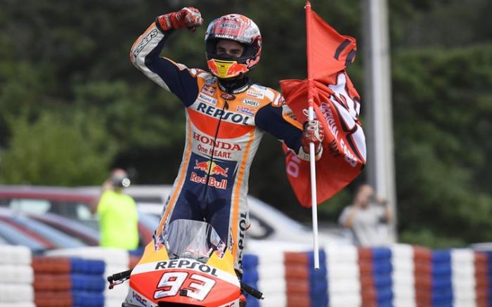 Marquez Brno 2019
