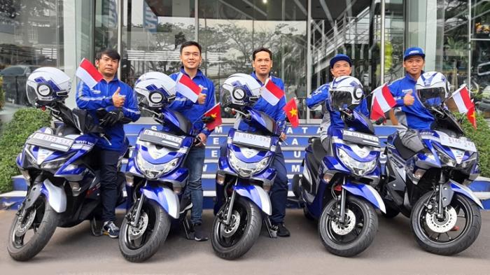 5 Biker Vietnam