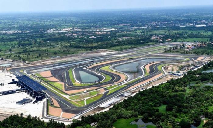 Sirkuit Buriram Thailand 2019